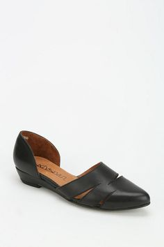 Sixtyseven Erika D'Orsay Flat  Urban Outfitters $135.00 Online Only