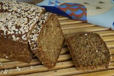 Kaura-siemenleipä Fodmap, Bread Recipes, Banana Bread, Bakery, Rolls, Gluten Free, Snacks, Desserts, Food