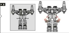Instructions vehicle to robot 5
