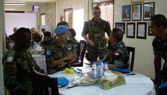 Tentara Asing di Lebanon Kepincut Kuliner Indonesia - http://www.gaptekupdate.com/2014/06/tentara-asing-di-lebanon-kepincut-kuliner-indonesia/