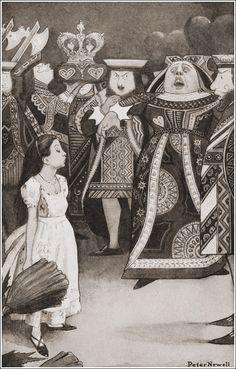 Peter Newell: Alice's Adventures in Wonderland