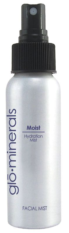 glominerals gloMoist hydration mist. I have this and it's the best stuff ever! Truth.