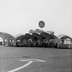 Modernist Petrol Stations