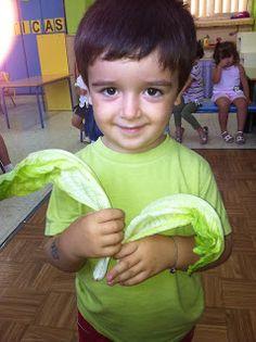 UN AULA DE INFANTIL LLENA DE PROYECTOS: PROY. CARACOLES