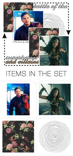 """""""☼0.75; The Battle Of The Superheroes & Villains Audition"""" by once-upon-a-peytenn ❤ liked on Polyvore featuring art and BotSHaVAudition"""