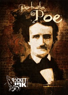 Portraits of Poe | Indiegogo  Portraits of Poe is an illustrated collection of Edgar Allan Poe's works in graphic novel format, fine art print and a premium trading card set.