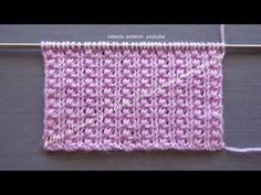 Mor salkım tohumları örgü modeli güzel çıtı pıtı bir örnek örülmesi çok kolay olan bu örneği bayan yelekleri bebek yeleği, bebek battaniyesi gibi sayısız bir çok örgü çeşitlerinde kullanabilirsiniz. ... Crochet Designs, Knitting Designs, Knitting Projects, Knitting Patterns, Crochet Patterns, Knitting Videos, Knitting Stitches, Baby Knitting, Crochet For Beginners