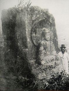 경주옛사진2 - 남산/마석산(추가)  경주 칠불암