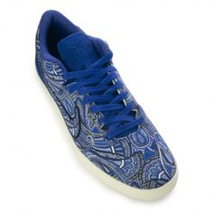 Nike Kobe 8 Nsw Lifestyle X Liberty 582552-400 Sneakers — Sale at CrookedTongues.com