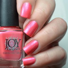 Joy Lacquer Watermelaloupe Sugar High Collection