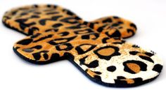 10 Inch Jaguar Minky Heavy Pad with Fleece Back (One of my personal favorites!)