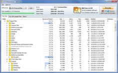An Easiest Way To Find The Largest File On Your Drive…Free tool to help you find the largest files or folders.WizTree 1.04 is a disk space analyzer. It scans your entire hard drive and shows you which files and folders are using the most disk space.WizTree provides to quickly locate and...(continue reading with free download at the above link) Continue Reading, Software, Space, Link, Free, Floor Space, Spaces