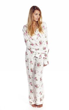 c9caf8e08d Lover s Bouquet Classic Pajama Set  vday Cute Pajama Sets