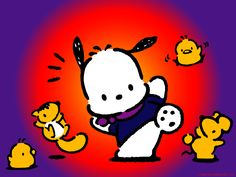 Pochacco. More than 20.000 free wallpapers and pictures ...