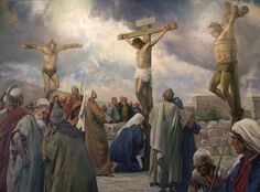 painting of Christ LDS