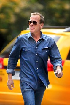 Hottie of the Day - Kiefer Sutherland