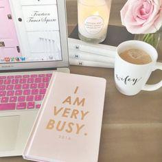 ༺On My Desk༺