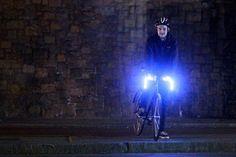CICLISMO SALUD EN EL MUNDO DE LA DRA MARTHA CASTRO: Cycling at Night Pedaleando en la Noche!