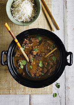 Vietnamese beef and lemongrass one pot