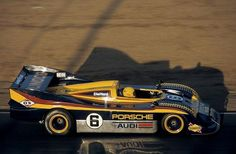 1973 Can-Am - Riverside - Mark Donohue Winner - Porsche 917/30.: