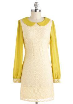 Citron the Town Dress, #ModCloth