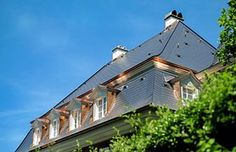 At Detail Roofing, we are breaking the industry standards by introducing an annual Proactive Roof Maintenance Program in the Greater Toronto Area. The advantage of an annual program is to protect the longevity of your investment. Copper Roof, Metal Roof, Copper Gutters, Eco Construction, Roof Restoration, Types Of Roofing Materials, Metal Cladding, House Cladding, Taps