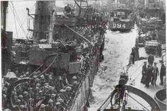 Diario de guerra: Otros cuatro destructores a pique - 01/06/1940.