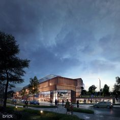 Projects | Brick Visual - Architectural Visualization