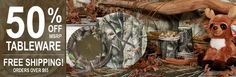 Camouflage Baby Shower Decorations   Next Camo Party Supplies, FREE shipping offer, 50% off tableware, and ...