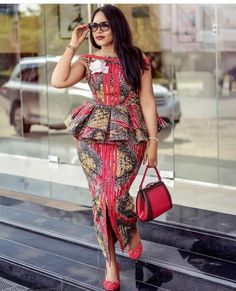 Best African Dresses, Latest African Fashion Dresses, African Print Dresses, African Print Fashion, Africa Fashion, African Attire, Ankara Fashion, African Wear For Ladies, Best African Dress Designs