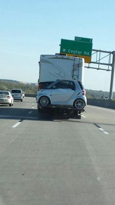 The Smart Way to Tow a Car with an RV