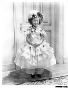 Shirley Temple, so adorable!
