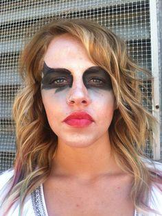 #halloween makeup #theater makeup # @bloomdotccom
