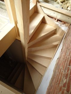 Image result for tight stair options