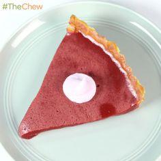 Very Berry Tart by Carla Hall! #TheChew #Dessert