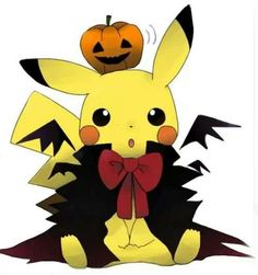 LOL Halloween Pikachu #pokemon