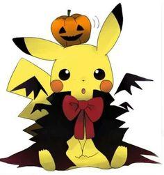 LOL Halloween Pikachu #pokemon