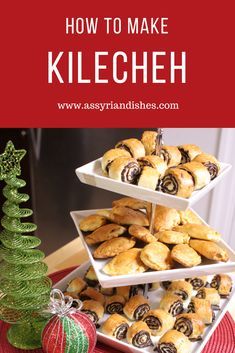 Learn How to make Kilecheh with Assyrian Dishes! Learn To Cook, How To Make, Food Videos, Bridal Shower, Easter, Dishes, Cookies, Breakfast, Desserts