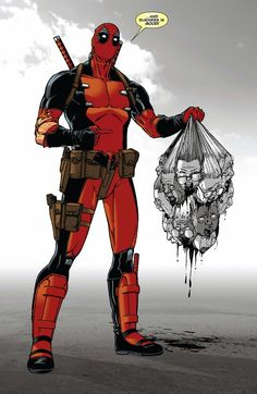 #deadpool is the best! #marvel #comics