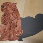 groundhog day - shadow attached with brad - Fun art/Science activity? Preschool Projects, Daycare Crafts, Preschool Themes, Classroom Crafts, Preschool Crafts, Preschool Winter, Classroom Ideas, Kids Crafts, Snow Crafts