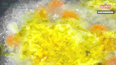 Reteta bucovineana: Sarbusca (Descopera Traditiile Culinare Romanesti) - YouTube Maya, Romanian Food, Grains, Rice, Vegetables, Youtube, Places, Vegetable Recipes, Seeds
