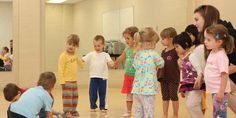 Tiny Tots Dance Class for Three Year Olds