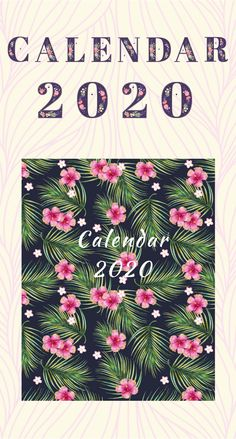 Tropical Exotic Calendar Monthly and Weekly Planner With 12 Month and 52 Week Planner and Notebook / Diary / Log / Journal for Organize and Plan Your Activities Paperback Buy Clothes Online, Holding Baby, Initial Bracelet, Valentines Gifts For Her, Calendar 2020, New Year 2020, New Year Gifts, Initial Charm, Pretty And Cute