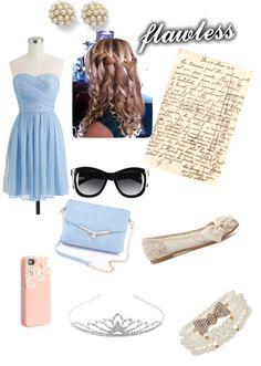 """""""Cinderella Modern Recreation"""" by cherrypink062 ❤ liked on Polyvore"""