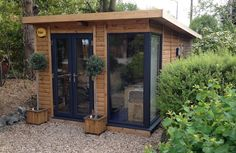 I was surprised when I found out why this Cabin Master garden office fits so neatly in its place! http://www.workfromhomewisdom.com/2015/06/08/garden-buildings-for-home-working/