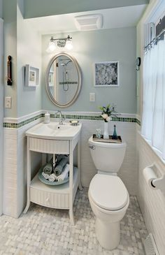 1940's style bathroom | 1940 s home where we completely gutted the bathroom to start over so ...