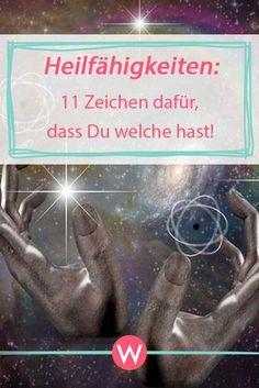 Hast du Heilfähigkeiten? Finde es jetzt heraus! #spiritualität #spirituell #heilung