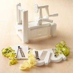 Paderno Spiralizer (mine should be here just in time for the weekend, guess what I am doing all weekend LOL)