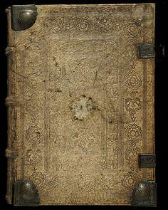 German binding, late 15th or early 16th century