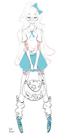 Art by Yuki Kawatsu* • Blog/Website   (http://yuki-kawatsu.tumblr.com) ★…